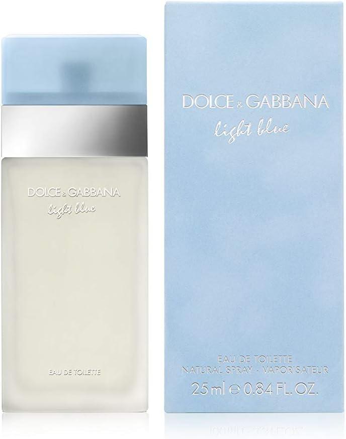 Dolce & Gabbana Light Blue Eau de Toilette Vaporizador 25 ml