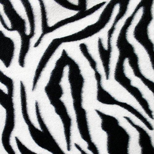 Zebra Print Fleece - 3