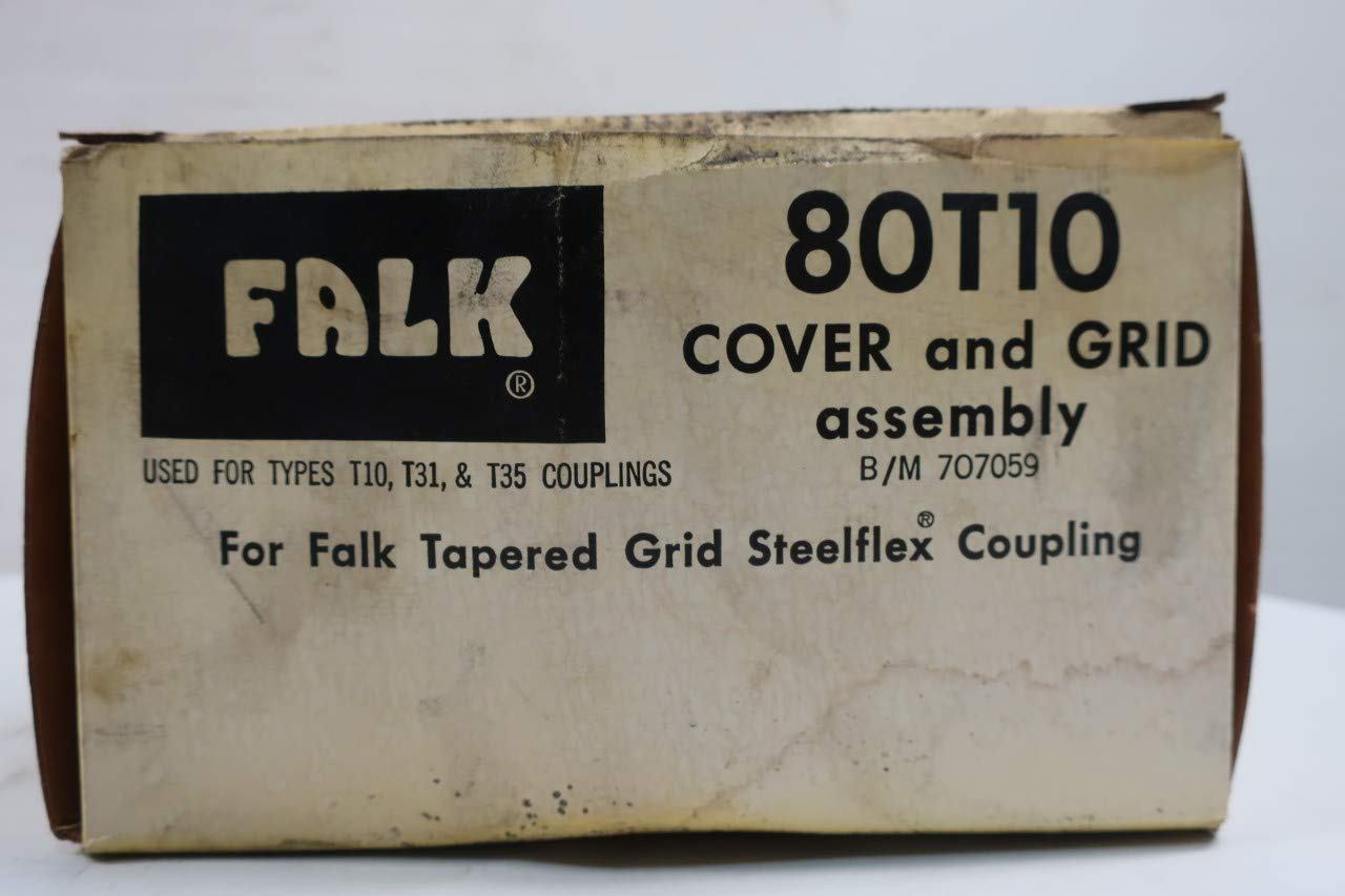FALK 0707059 STEELFLEX 80T10 Cover and Grid Assembly