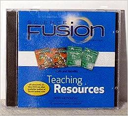 Buy Sciencefusion Teaching Resource Dvd Englishspanish Grades 6 8