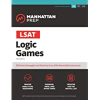 LSAT Logic Games (Manhattan Prep LSAT Strategy Guides)