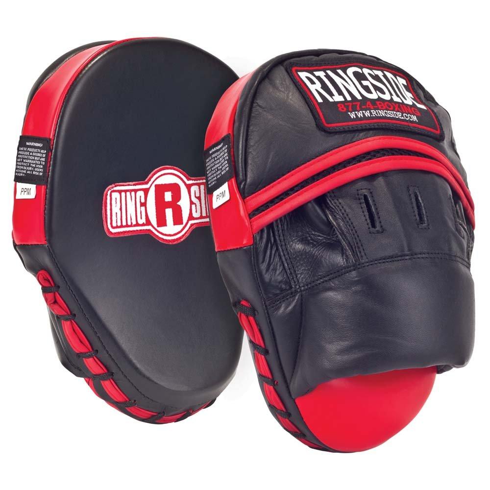 Ringside Panther B006CV34LS Boxing MMA Mitt Muay Punch Thai Karate Training Target Focus Punch Pad Mitt B006CV34LS, デコshop Radiant:221175d2 --- capela.dominiotemporario.com