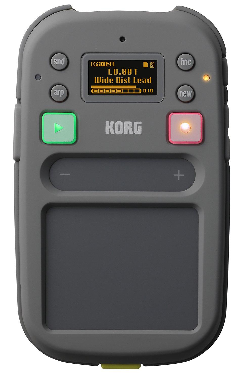 Korg Kaossilator 2S DJ Controller with Ableton Export Korg USA Inc. KO2S