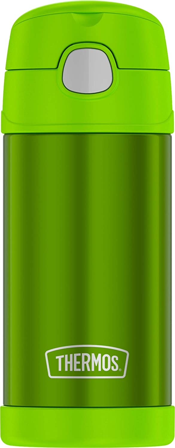 Thermos F4016LM6 Funtainer 12 Ounce Bottle, Lime