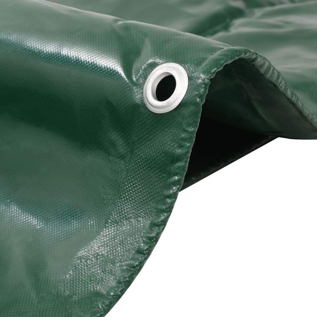 UnfadeMemory Lona de Protecci/ón Exterior con Ojales,Funda de Remolque,Impermeable y Resistente a Rayos UV,650g//m/² 1,5x6m, Azul