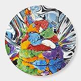 Jeff Koons: Play Doh Plate