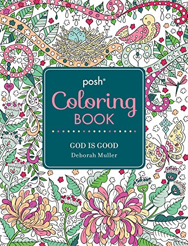 126 beautiful coloring meditations on the goodness of God, to empty your mind of stress and fill your heart with serenity!Color Deborah Muller'sintricately detailed hand-drawn designs and draw strength for life's difficulties from these powerful med...