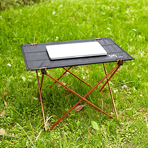 Moon lence portable lightweight folding camping hiking picnic table camping companion - Lightweight camping tables ...