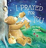 Best Harper Collins Baby Shower Books - I Prayed for You (picture book) Review