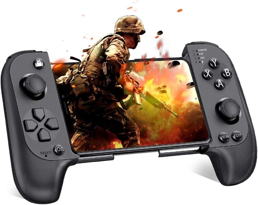 Android Controller Beboncool Mobile Controller Für Iphone Ipad Wireless Gamepad Handy Controller Wireless Controller Design Für Pubg Mobile Elektronik