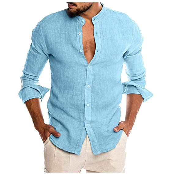 Sylar Camisas De Hombre Manga Larga Camisa Hombre Color ...