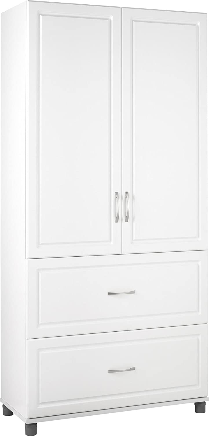 Storage Cabinet With Doors And Drawers Amazon Systembuild