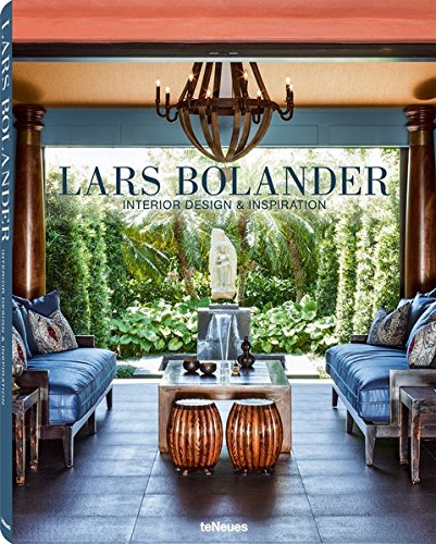 Lars Bolander: Interior Design & Inspiration (English, German, French and Chinese Edition)