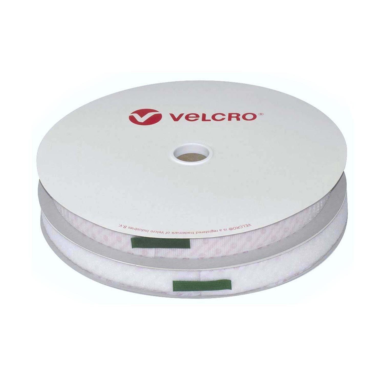 Velcro Ps18ruban Blanc 20mm 1m blanc Velcro Brand