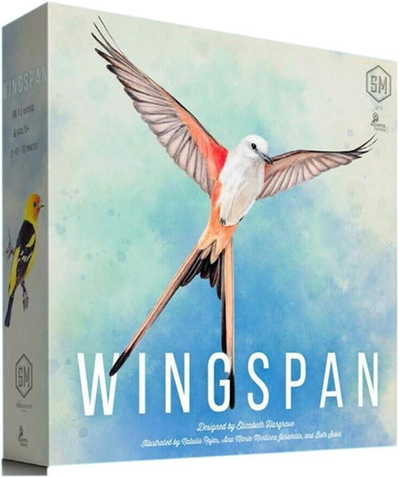 ICVDSRG Wingspan Board Game Juegos de Stonemaier: Amazon.es: Hogar