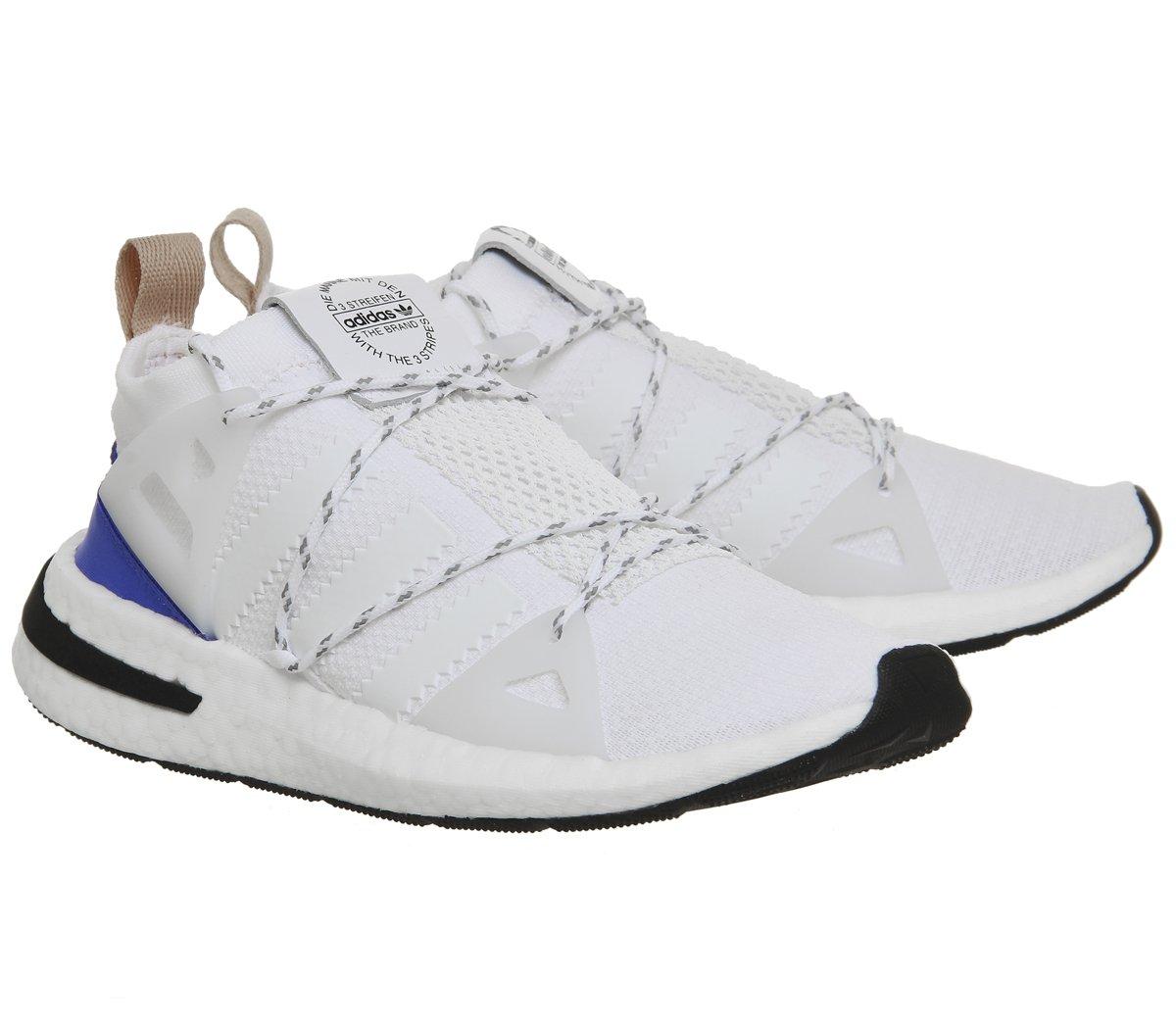 0e033b98b903 adidas Damen Arkyn W Gymnastikschuhe, weiß, EU  Amazon.de  Sport   Freizeit