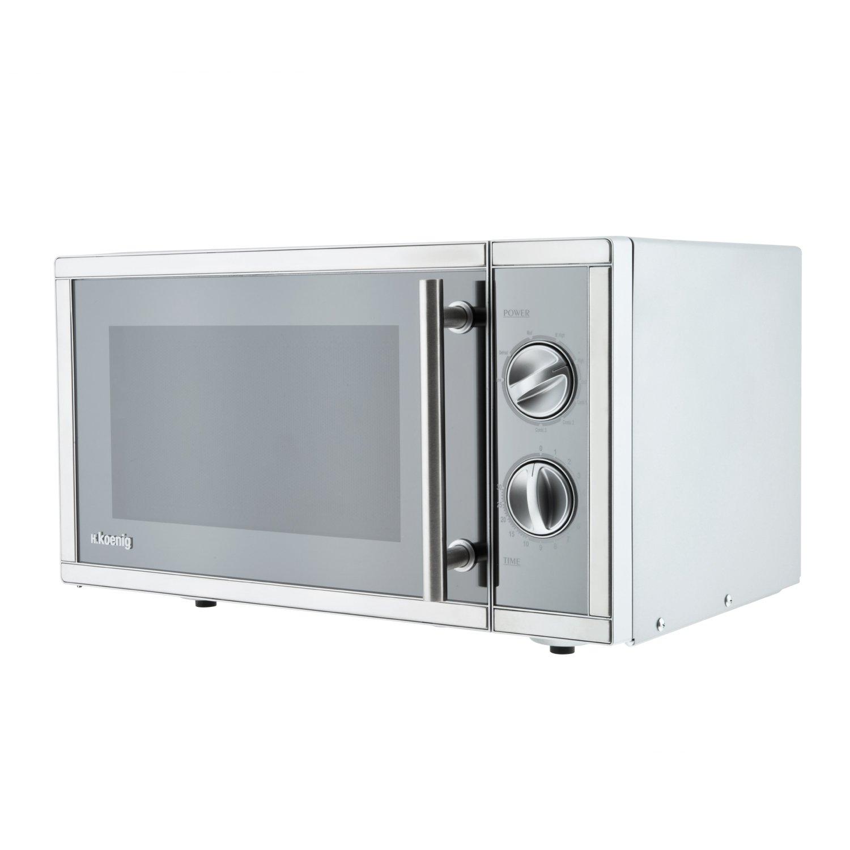 H Koenig VIO Horno microondas W y grill W l