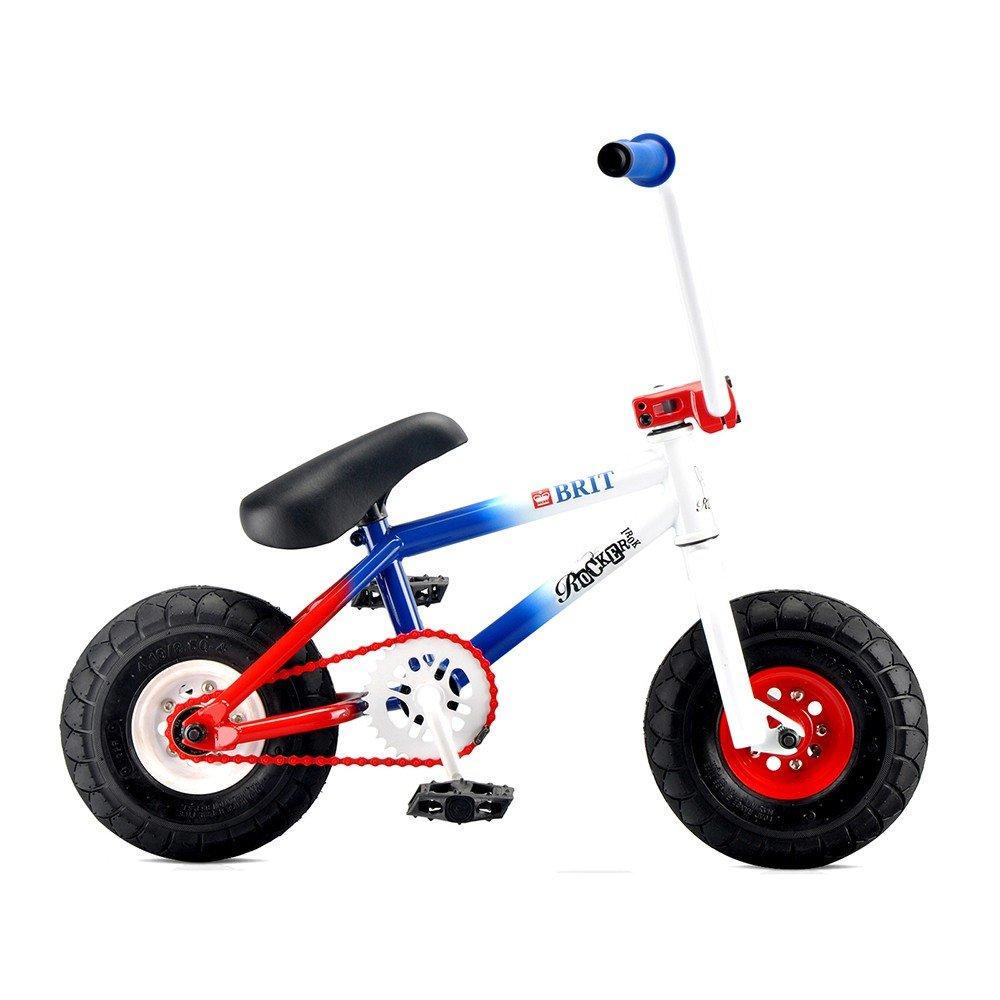 Rocker mini BMX(ロッカーミニビーエムエックス) IROCK 競技用 自転車 ストリート mini BMX ir-013 BRIT 10インチ B01B7BZX84