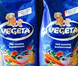 Pack of 4 Vegeta Seasoning No Msg 4.4 Lb Total