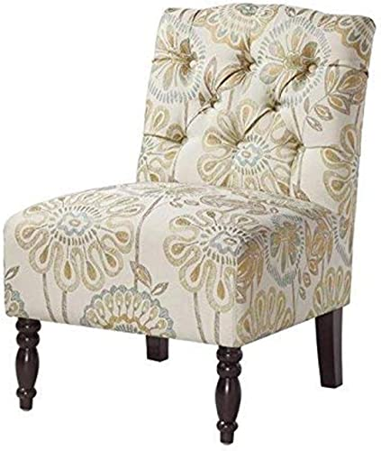 Reviewed: Madison Park Lola Tufted Armless Chair