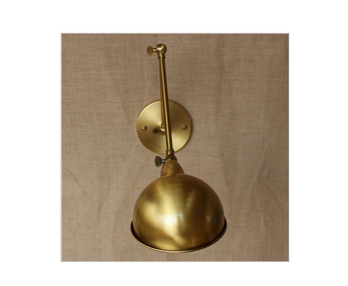 Petrichore altalena braccio applique lampade lampada da parete in