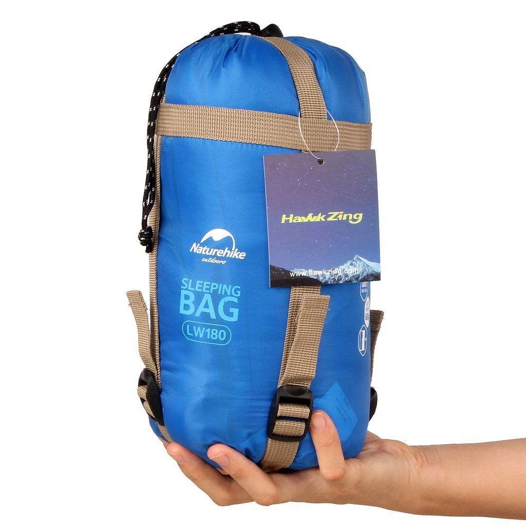 Ubens Naturehike Bolsa de Dormir al Aire Libre Camping Saco de Dormir Envelope Saco de Dormir (luz Azul): Amazon.es: Deportes y aire libre