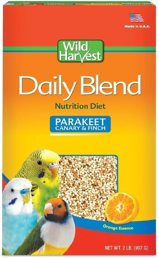 Wild Harvest Daily Blend Food for Birds