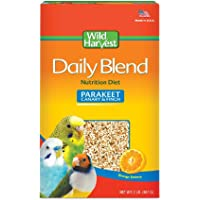 Wild Harvest Daily Parakeet Canary
