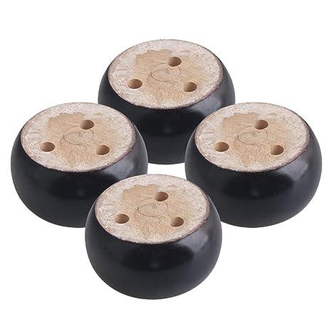 Amazon.com: Muebles de madera Sofá patas pies: Home & Kitchen