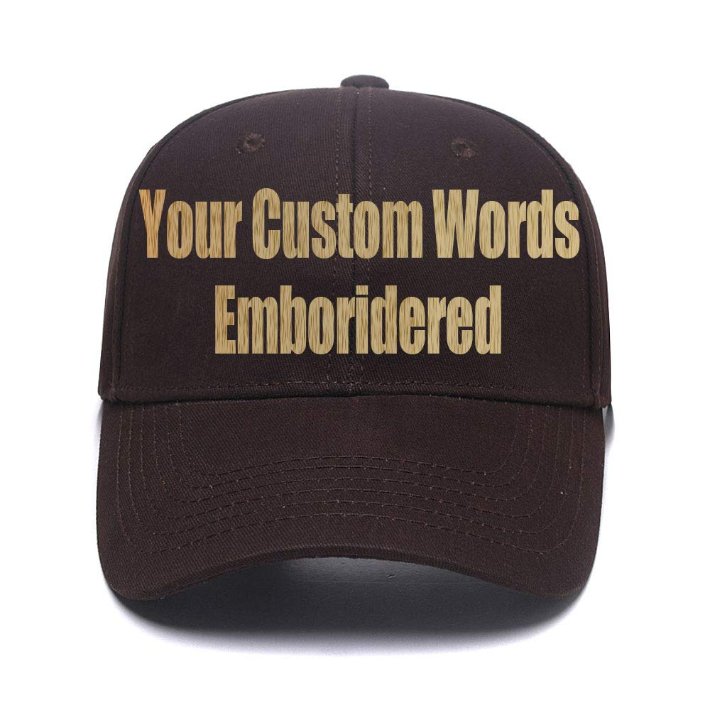 Personalized Embroidered Hat b8fd6a328db