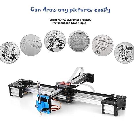 Máquina de dibujo, Robot de dibujo de 100-240VA DIY, Pluma de ...