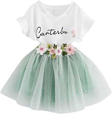 Ropa Bebe niña Absolute Camiseta con Estampado de Letras para ...