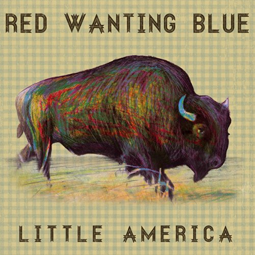 little america red wanting blue - 1
