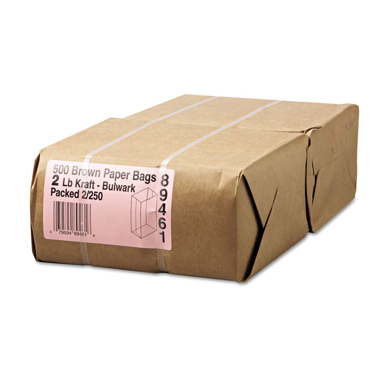 General Bag,Ppr Hvydty,Kraft,2# GX2-500 GX2-500 1 Each