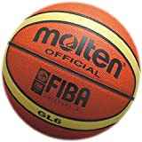 Basketball molten 【BGL】 Orange × Ivory (Official Size 6 (GL6))