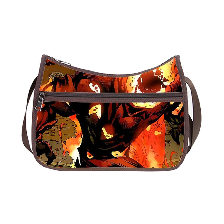 COMPACT &LIGHTWEIGHT Doctor Strange Custom Custom Fabric Classic Hobo Handbag (Twin Sides)