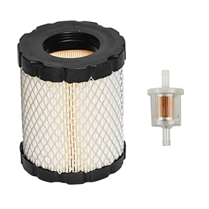 hifrom replacement 798897 794935 air cleaner cartridge filter with fuel  filter briggs & stratton 492932 492056