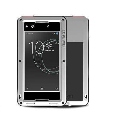 Amazon.com: Mangix - Carcasa de silicona para Sony Xperia XZ ...