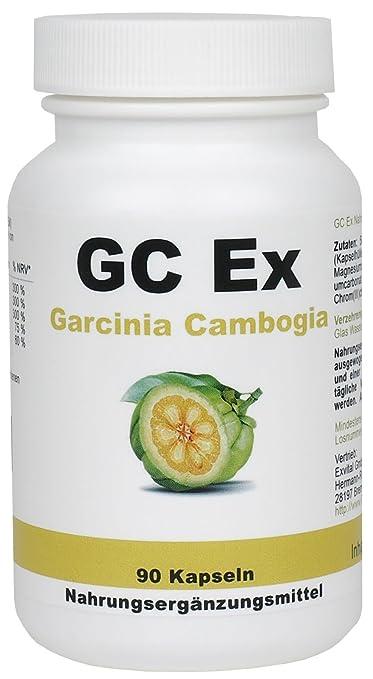 GC Ex Garcinia Cambogia