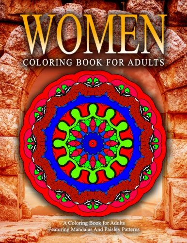 WOMEN COLORING BOOKS FOR ADULTS - Vol.14: Relaxation Coloring Books For Adults (Volume 14)