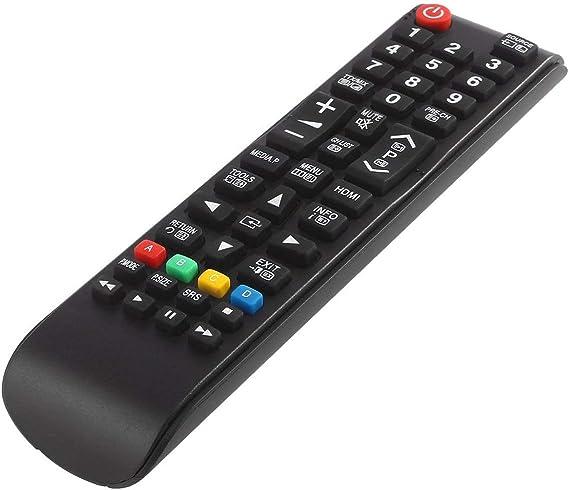 Mando a Distancia Control de Ajuste Universal de TV para monitores LCD de Samsung Smart TV: Amazon.es: Electrónica