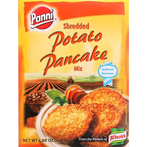 Panni Potato Pancake Mix - Shredded Potato - 5.88 oz (Panni Pancake Mix)