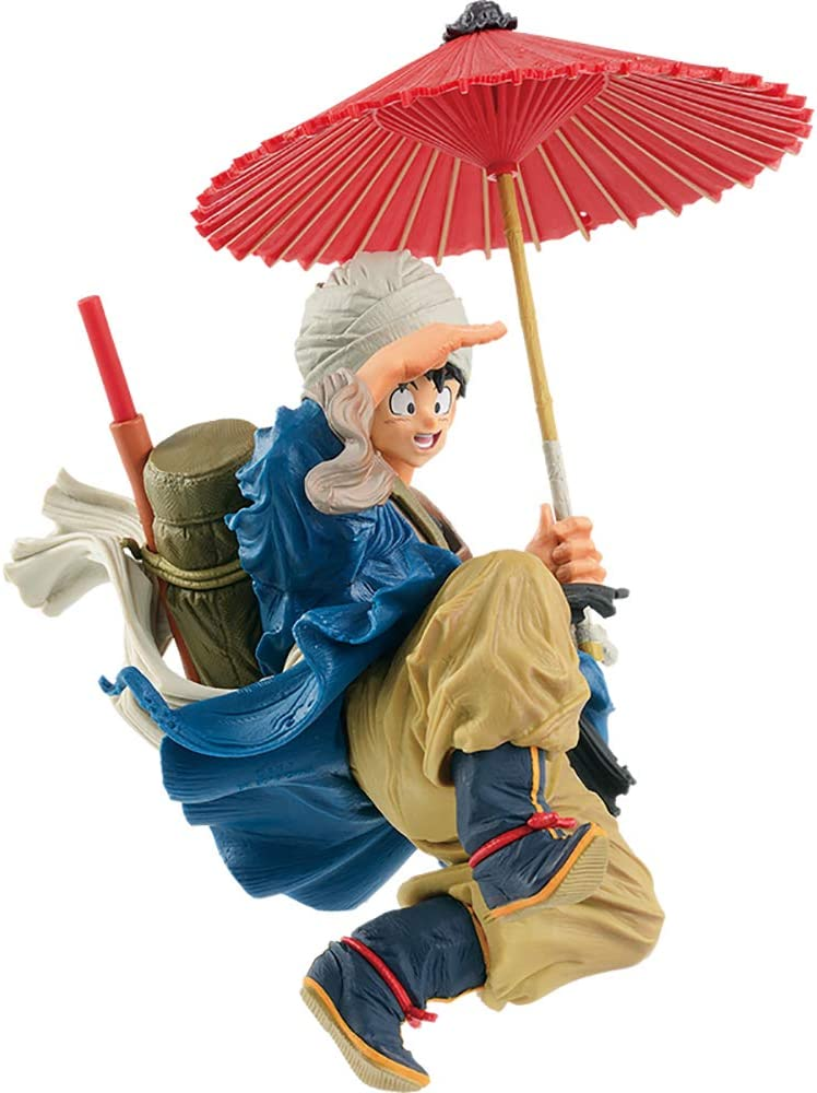 Banpresto Dragon Ball Z BWFC TENKA-ICHI 2 Part 5 Figure Figurine 18cm GOKOU 2set