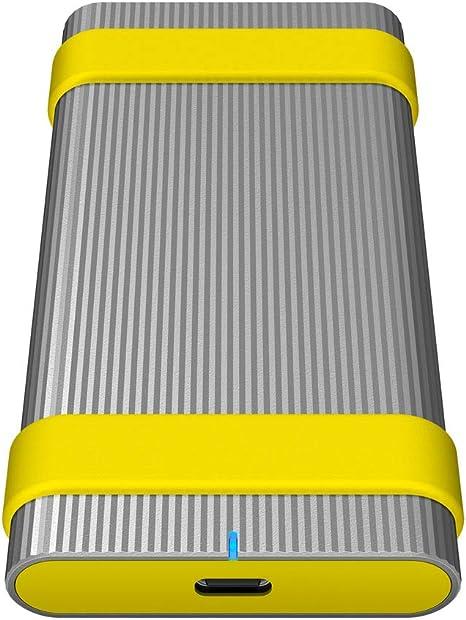 Sony SLM-1 - Disco Duro Externo SSD (1TB, Velocidad de 1GB/s ...