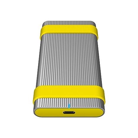 Sony SLM-2 - Disco Duro Externo SSD (2TB, Velocidad de 1GB/s ...