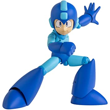 Amazon sentinel mega man action figure toys games sentinel mega man action figure voltagebd Images