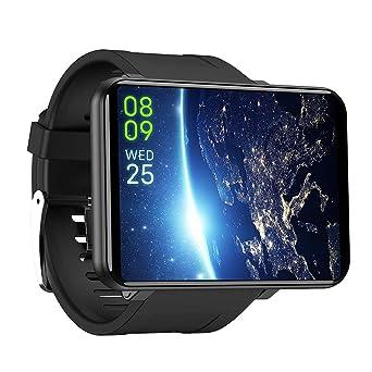 Famyfamy - Reloj Inteligente LEMFO LEMT Android 7.1, Pantalla ...