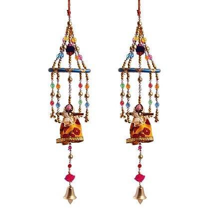 Amazon Com Handicrafts Paradise Men S Door Hanging Set Of 2 Dolls