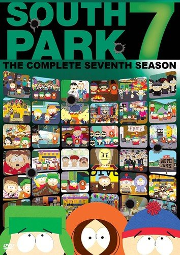 Amazon Com South Park Season 7 Trey Parker Matt Stone Isaac Hayes Mona Marshall April Stewart Eliza Schneider Adrien Beard Jennifer Howell Mary Kay Bergman Kyle Mcculloch John Nancy Hansen Jessie Jo Thomas