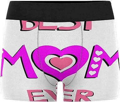 XS-3XL INTERESTPRINT Mens Boxer Briefs Mothers Day